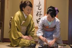 【Shizu-Kokoro】Learn even the manners! Tea ceremony workshop  / 茶道ワークショップ