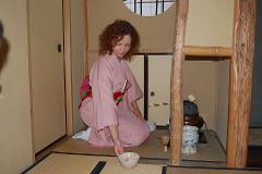 【東京日の出武家屋敷】Tokyo Hinode Bukeyashiki /本物のお茶室で茶道体験
