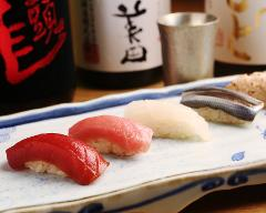 Authentic Edo-style Sushi Making
