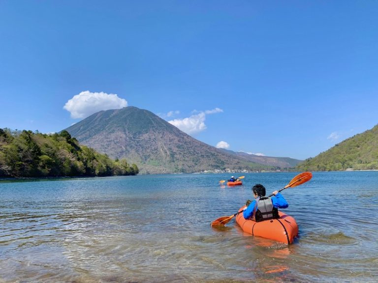 Visit the Unexplored Regions of Lake Chuzenji--Scenic Trekking and Rafting Tour