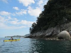 【Kayaker's Cafe】<オーダメイドプラン>瀬戸内の美しい景色を水上で楽しむシーカヤックツアー