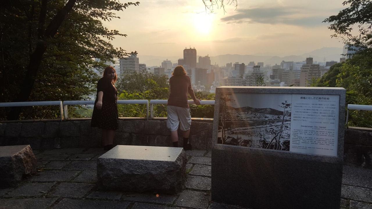 【sokoiko!】広島の街に残る被曝遺産を地元ガイドと自転車で巡るピースツアー