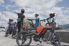 Fully Enjoy the Setouchi Island on a Custom-made Cycling Tour in Etajima!
