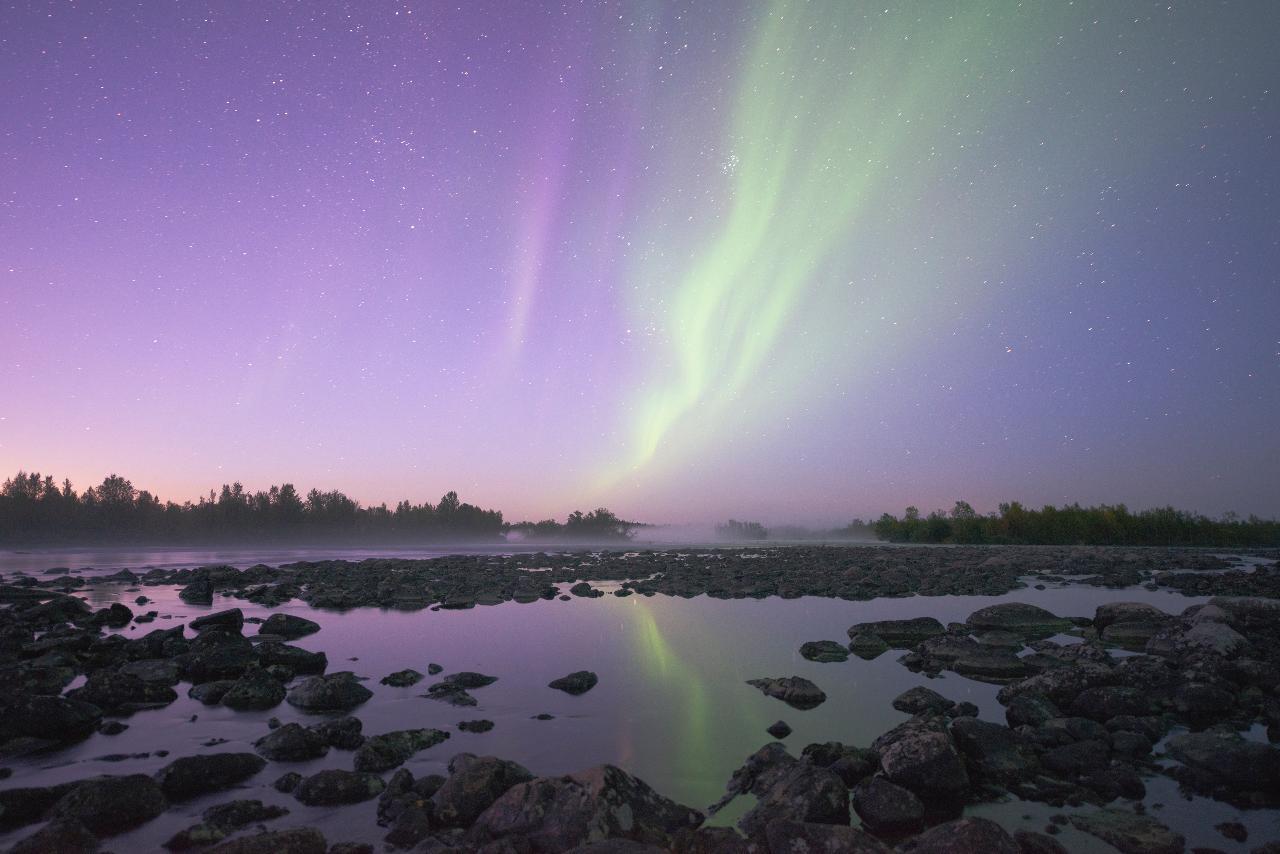 5 day Sami northern light photo adventure