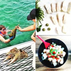 Private Charter: Ocean to Plate - A Taste of the Seafood Frontier