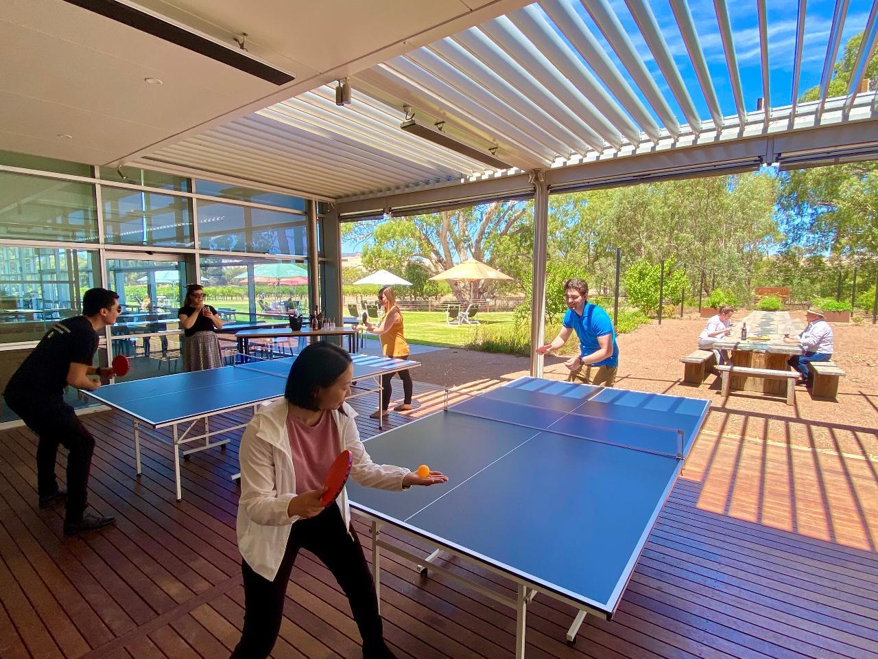Jacob's Creek Ping Pong Pursuit