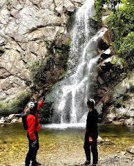 Los Angeles Waterfall e-bike Tour - Electric MTB