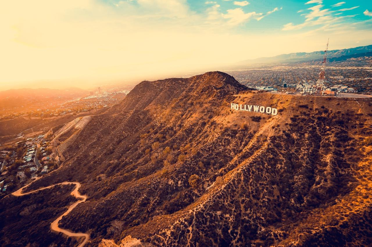 Famous Hollywood Sign Electric MTB Tour