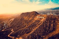 Famous Hollywood Sign Electric MTB Tour - 2.5  hrs- (BEGINNER)