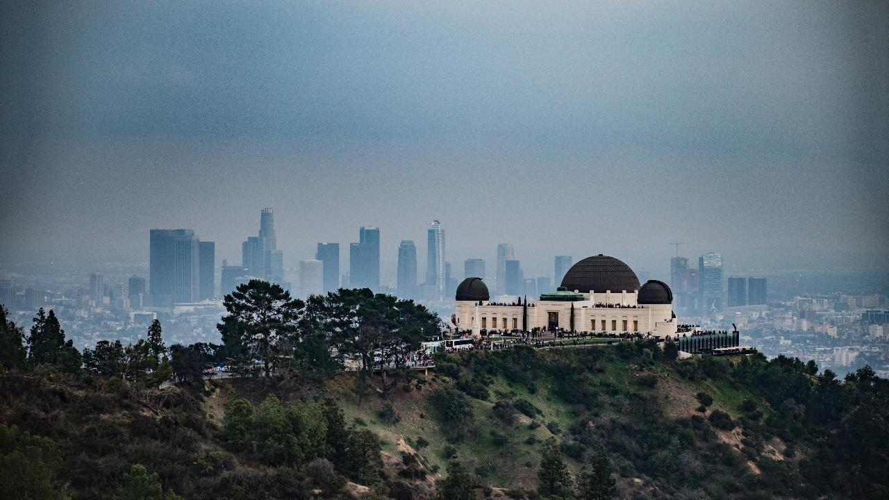 Griffith Observatory Electric MTB Tour