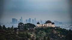Griffith Observatory Electric MTB Tour - 2 hrs- (BEGINNER)