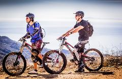 LITTLE PINE LOOP (Santa Barbara) Electric MTB - Freeride/Downhill PREMIUM 240 min - (ADVANCED)