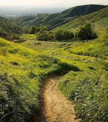 TURNBULL CANYON (Whittier) Electric MTB - Freeride 90  min - (BEGINNER)