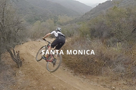 Sullivan Canyon (Pacific Palisades)Electric MTB - Freeride/Downhill 90 min - (Advanced)