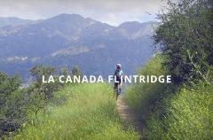 GLENDALE SPORTS COMPLEX - CHERRY CANYON LOOP (La Canada Flintridge) Electric MTB - Freeride 90 min -  (INTERMEDIATE)