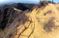 WILL ROGERS//BACKBONE (Santa Monica) Electric MTB - Freeride/Downhill  RIDE 90 min - (ADVANCED)