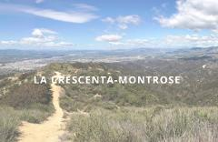 LA TUNA LOOP (La Crescenta-Montrose) Electric MTB - Freeride 90 min -  (INTERMEDIATE)
