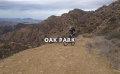 DEAD COW/SUICIDE LOOP  ( Oak Park) Electric MTB - Freeride/Downhill 90 min - (ADVANCED)