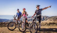 WOOD RANCH/CHINA FLATS   ( Oak Park) Electric MTB - PREMIUM Freeride 240 min - (INTERMEDIATE)