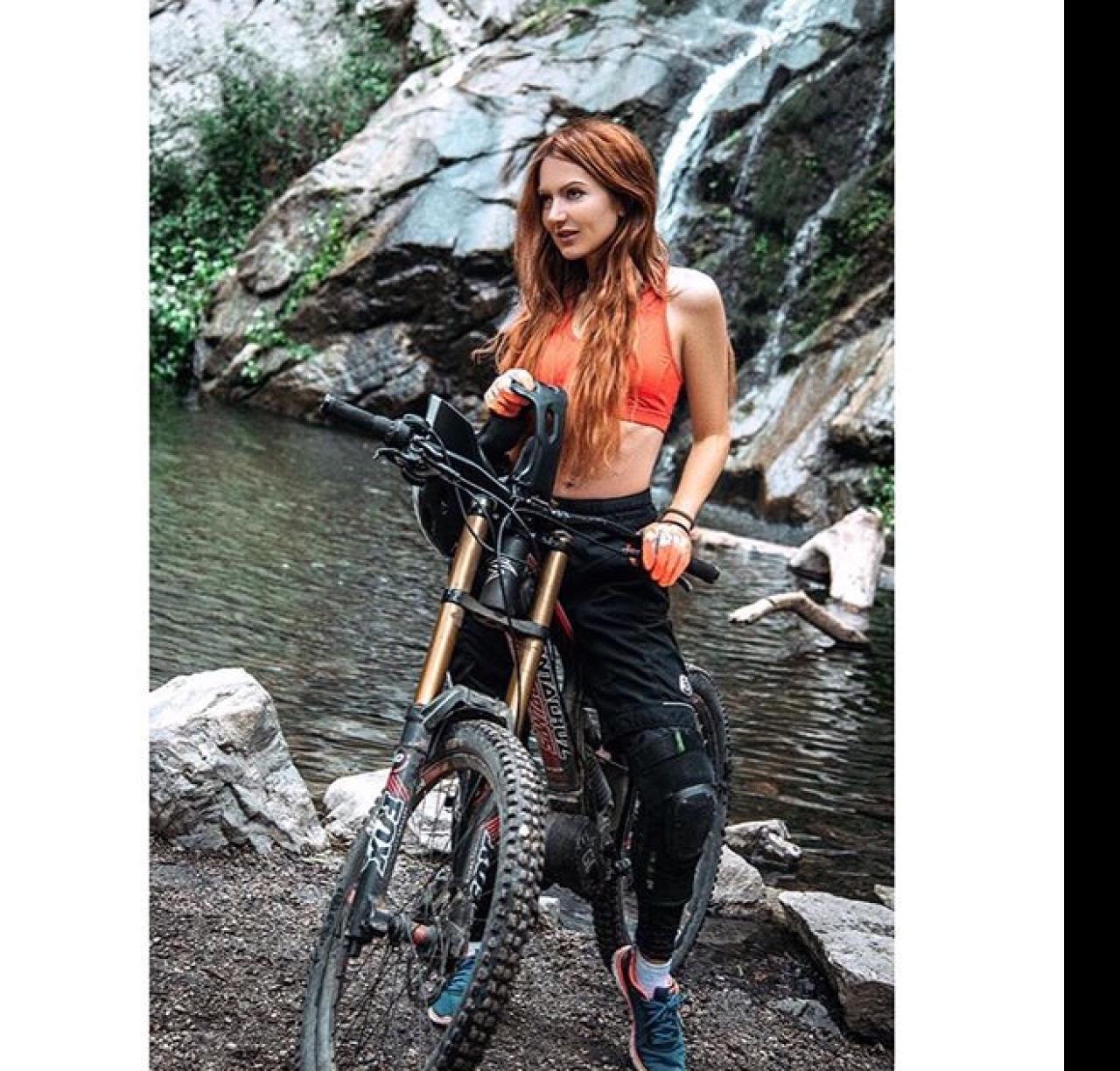 WINTER CREEK LOOP(Sierra Madre) Electric MTB - Freeride/Downhill 90 min - (Beginner)