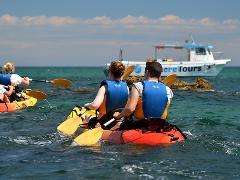 Kayaks & Coastline