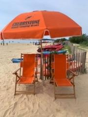 Full Day - Beach Umbrella