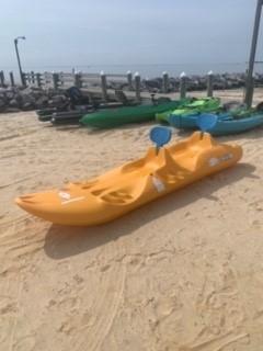 Full Day - Double Banana Banana Boat