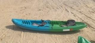 Full Day - Double Kayak