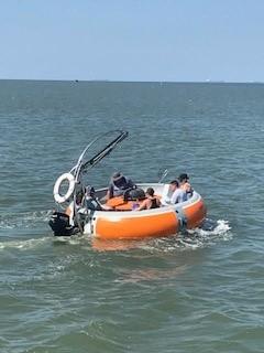 Full Day - Round Bbq Boat