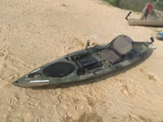 Full Day - Fishing Kayak