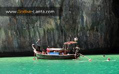 Private Longtail Boat : Snorkelling Trip