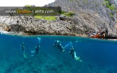 Private Longtail Boat : Scuba Diving Trips