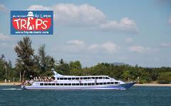 Krabi Town - Koh Pu/Koh Jum : LCK