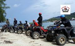 ATV : Riding 1 Hour