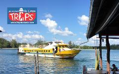 Langkawi - Phuket : TGL