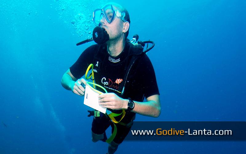 [ Online ] PADI Underwater Naturalist Course 2 Dives