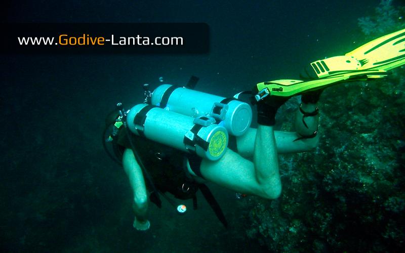 [ Onlind ] PADI Deep Diver Course 4 Dives