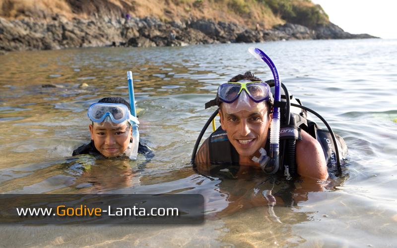 [ Online ] PADI Bubble Maker Course in the Sea