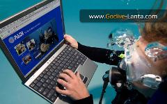 PADI eLearning Open Water Diver Course