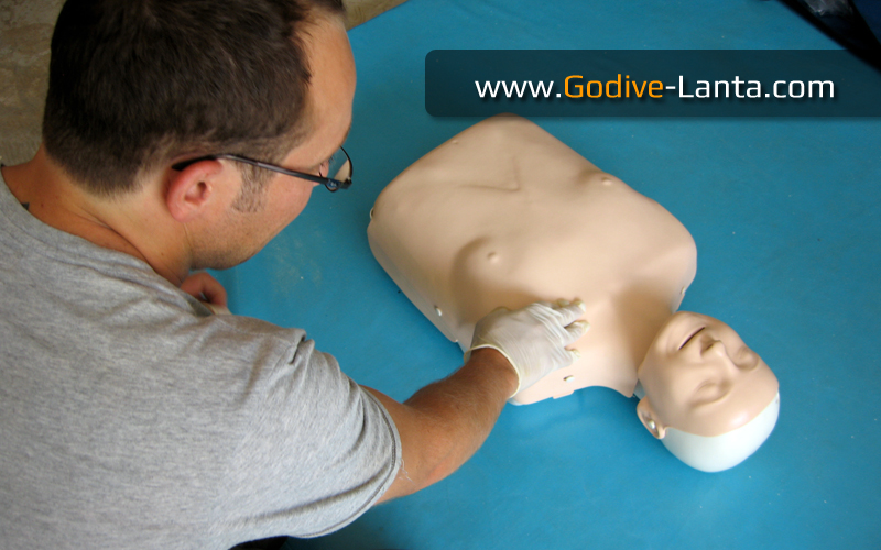 [ Online ] PADI Emergency First Response Course (No Dive)
