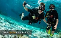 SSI Open Water Diver Course + SSI Advanced Diver Course 9 Dives
