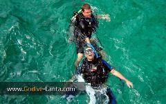 PADI EFR Course + Rescue Diver Course 2 Dives