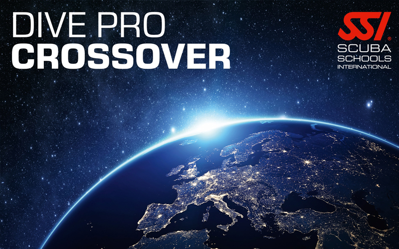 [ Online ] SSI Dive Pro Crossover Course