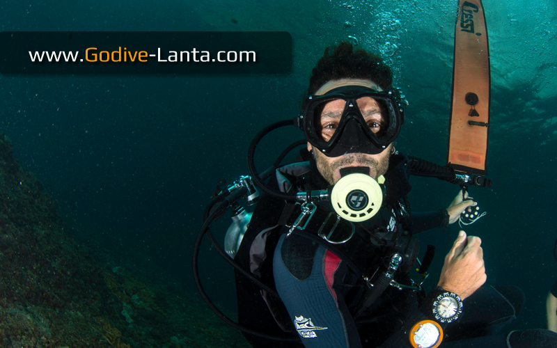 [ Online ] PADI Search and Recovery Diver Course 4 Dives