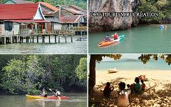 Excursion Trip : Mangrove - Talabeng - Hornbill Bird Watching - Lanta Old Town