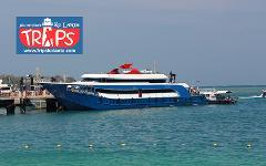 Krabi Town - Koh Phi Phi : AWM