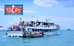 Railay Beach - Koh Lanta : ANP