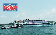 Krabi Town - Koh Pu/Koh Jum : LSC