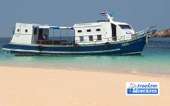 Camping : Koh Rok 2 Days 1 Night