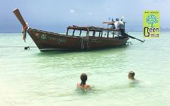 Snorkelling Trip : Koh Ngai by Longtail Boat